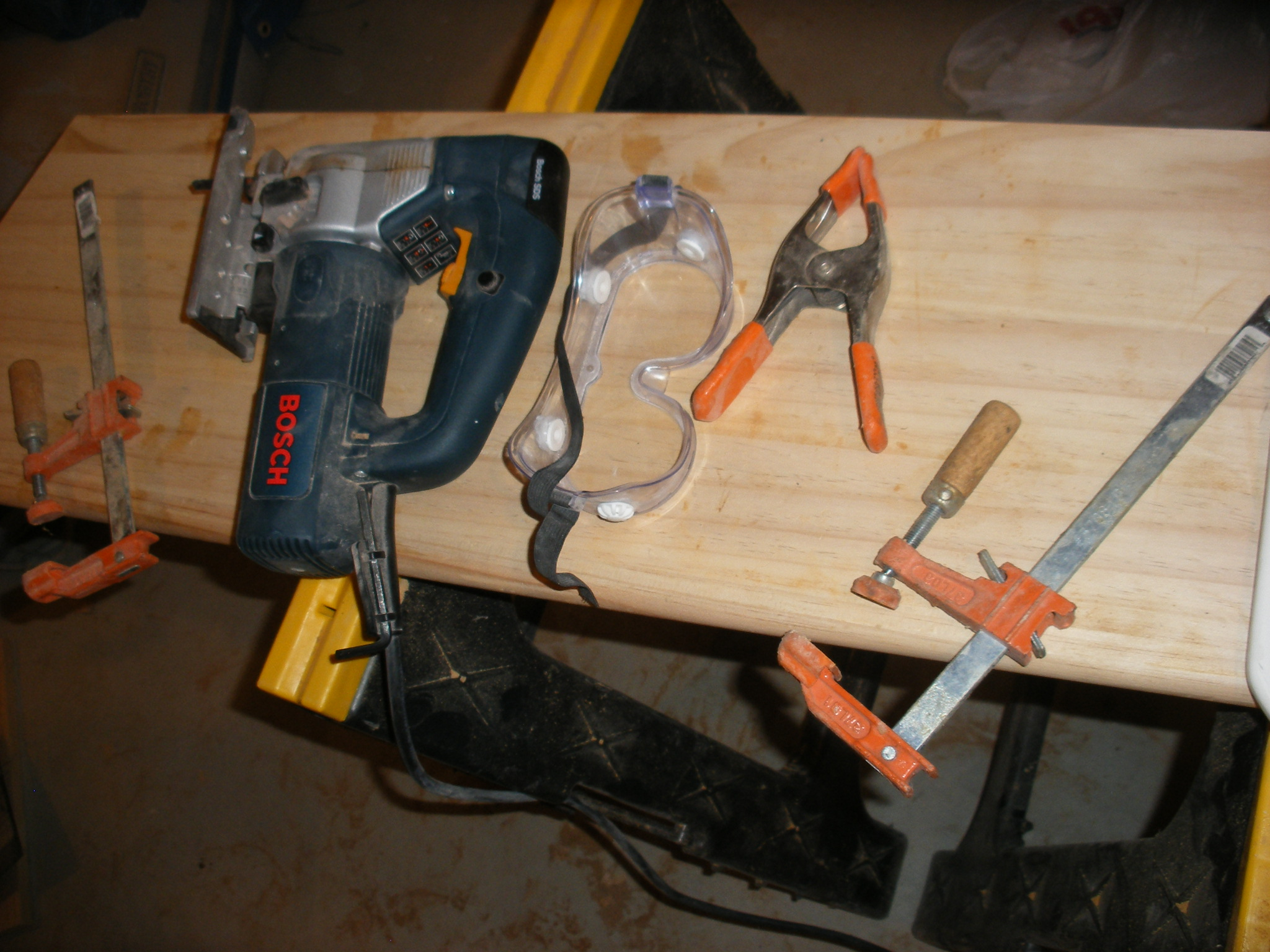Tools used to cut hatch
