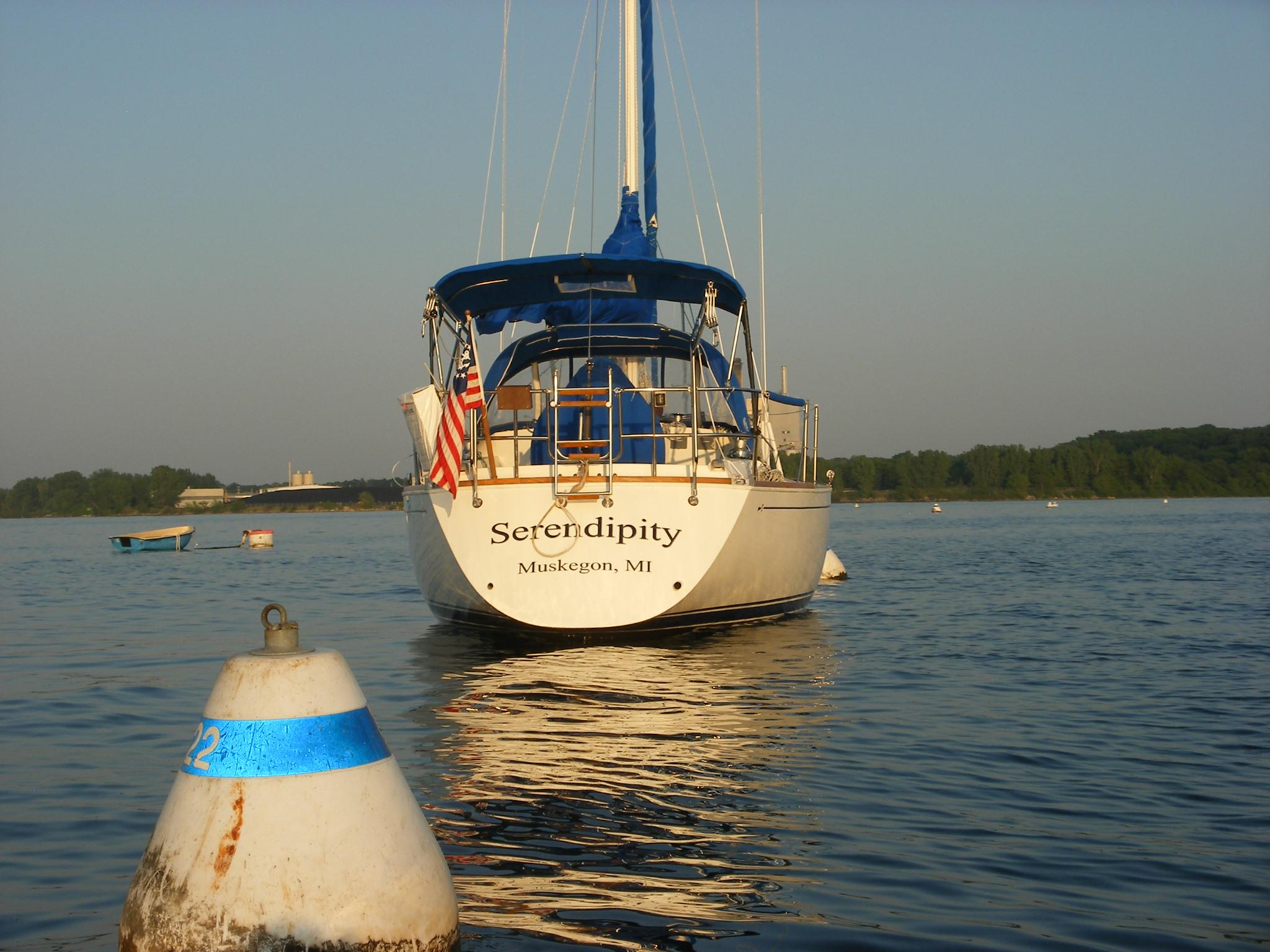 Sabre 34 targa, barca a vela
