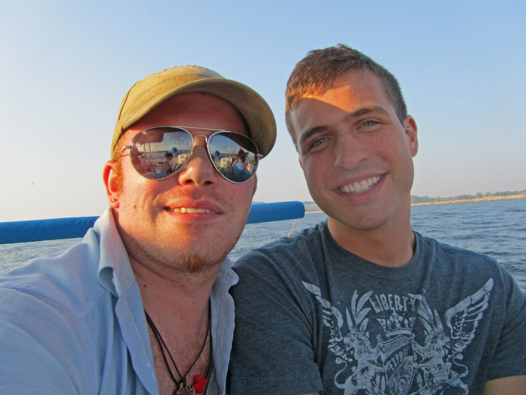 A Gay Ol' Day of Sailing | Matt & Jessica's Sailing Page
