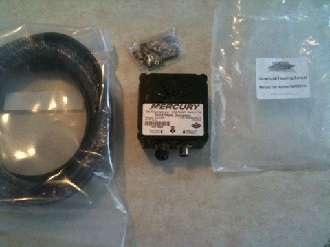 This is brand new with a brand new 10 meter 0183 cable that has never been ...