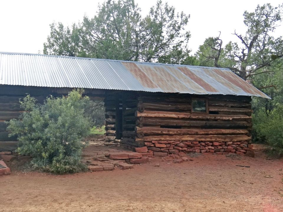 Van Derin cabin