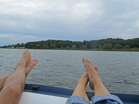 chillin in dinghy[1]