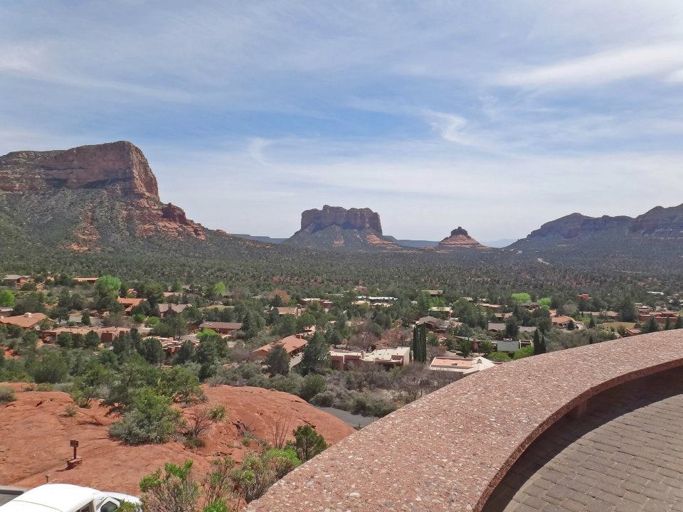 overlook from Chapel of the Holy Cross