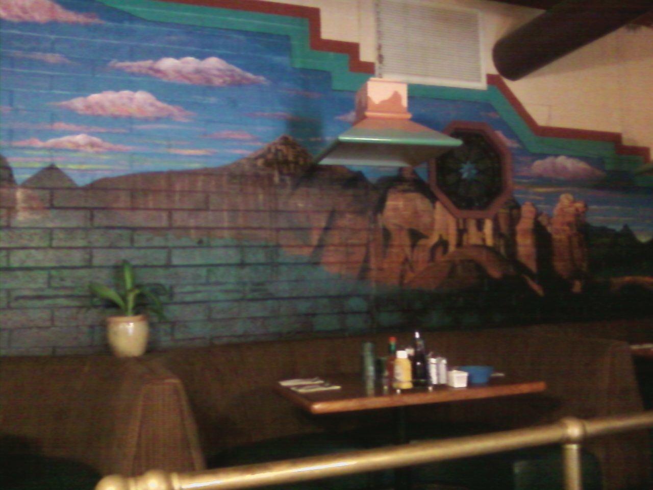 restaurant mountains