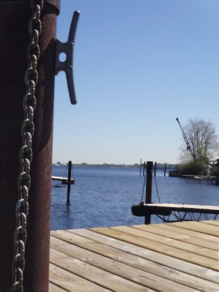 dock cleat