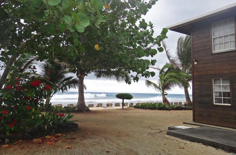 Vacation home in Utila Honduras