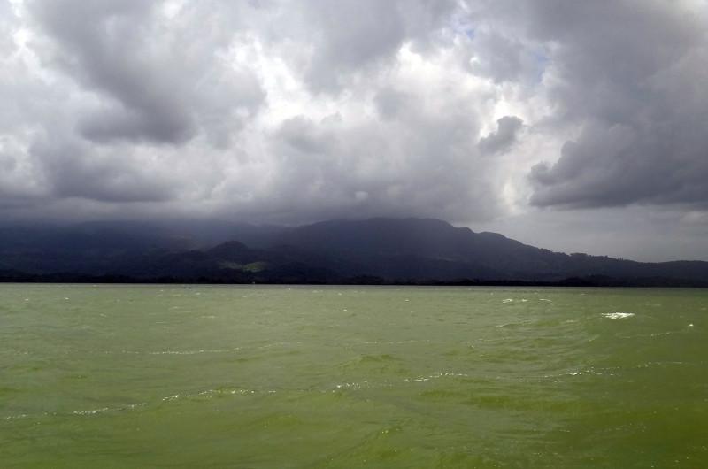 El Golfete, Rio Dulce