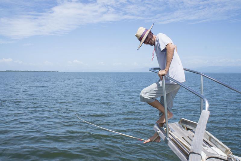 checking anchor