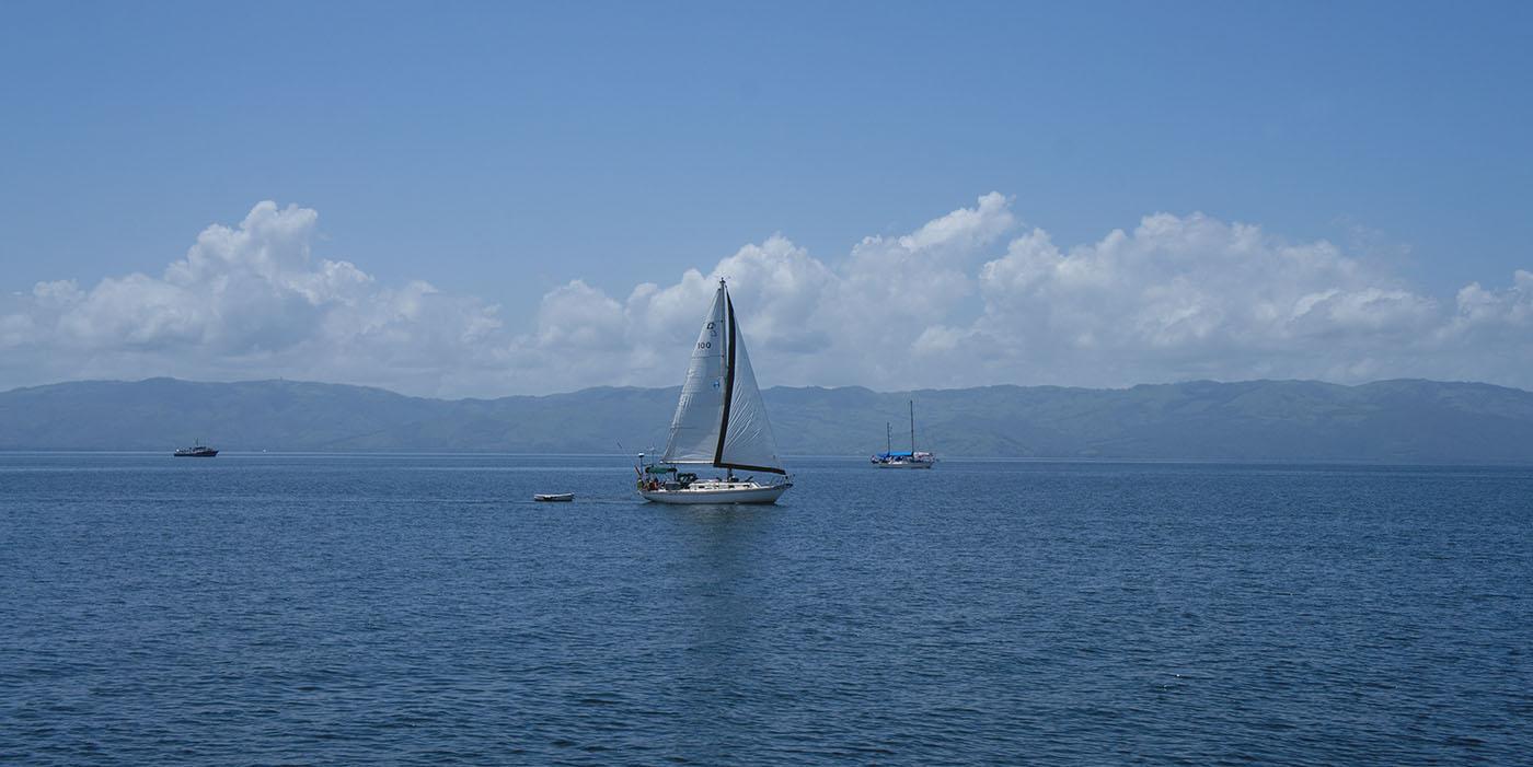 regatta on Lake Isabelle