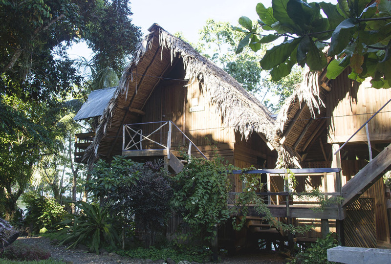 bungalow at Tortugal