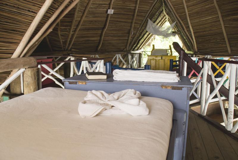 Dorms at ranchito 1