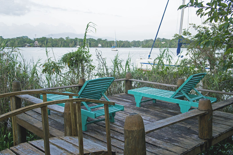 lounge area at Tortugal