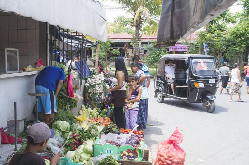 market in Morales