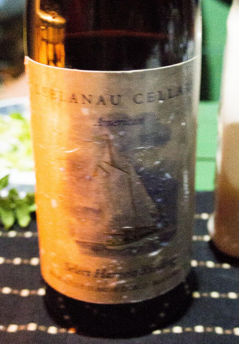 Leelanau Cellers Wine