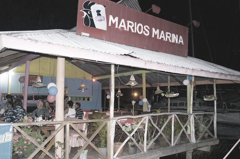 Mario's Marina, Rio Dulce