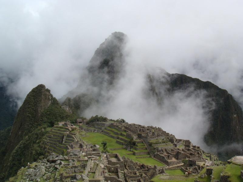 PE Machu Picchu