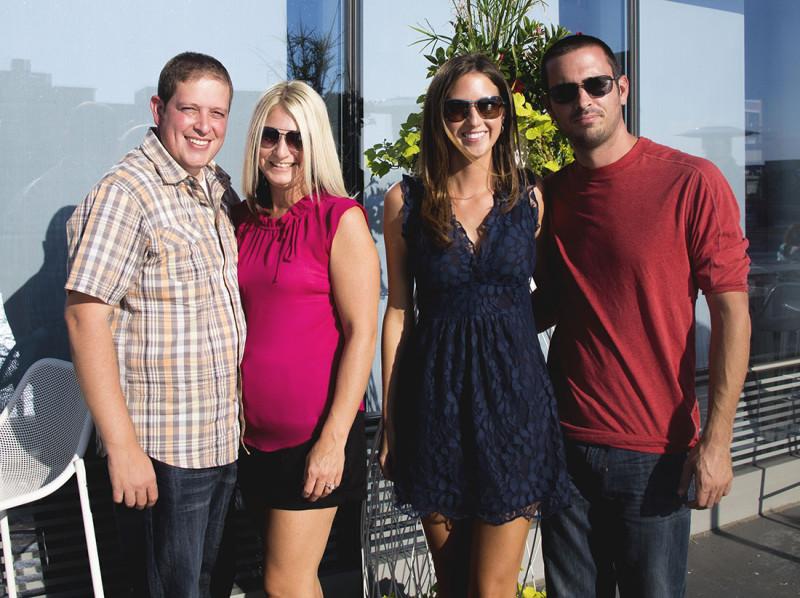Ken, Mindy, Jessica & Matt at JW Marriott