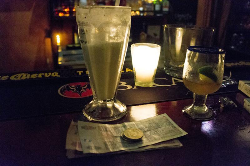 bar in Antigua