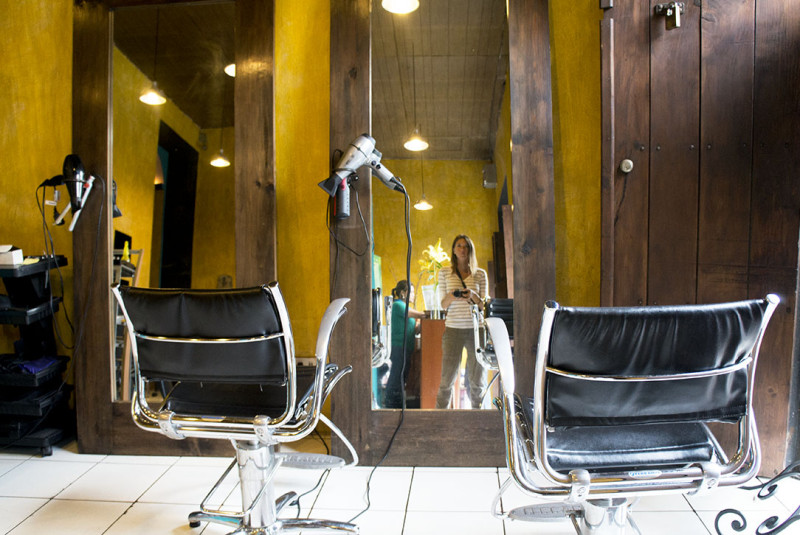 beauty salon Antigua