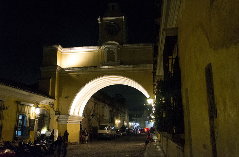 The Arch  Antigua 1