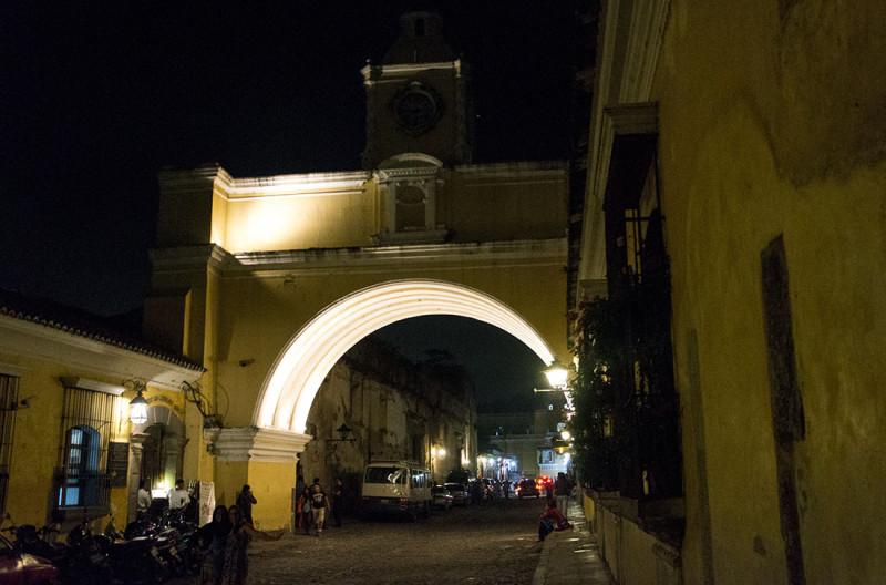 The Arch  Antigua 1