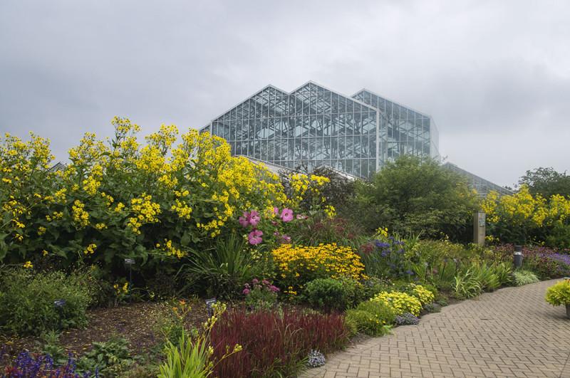 Frederick Meijer Gardens Atrium