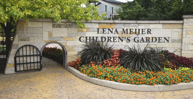 Children's Garden 1