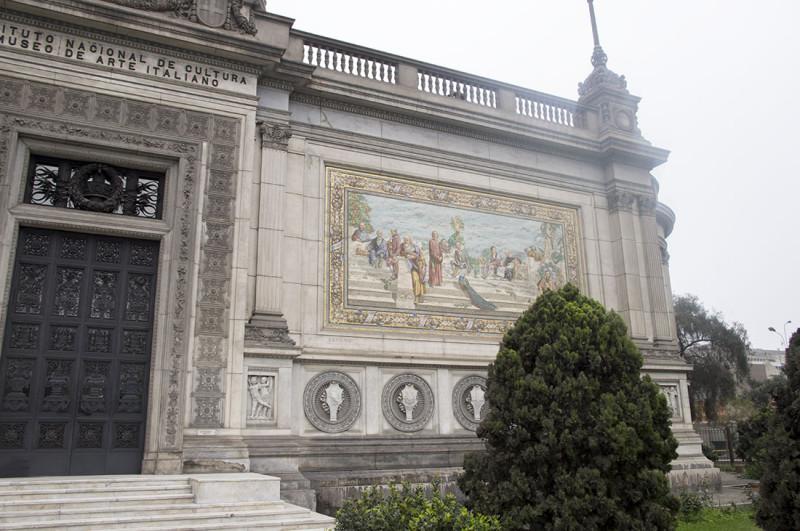 Italian Art Museum, Lima