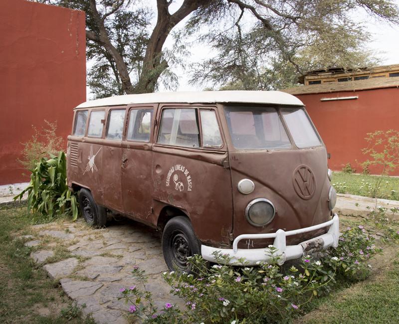 Maria Reiche's VW