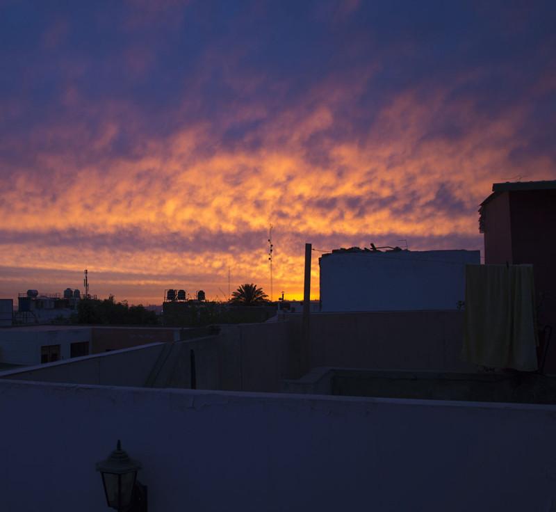Arequipa sunset 2