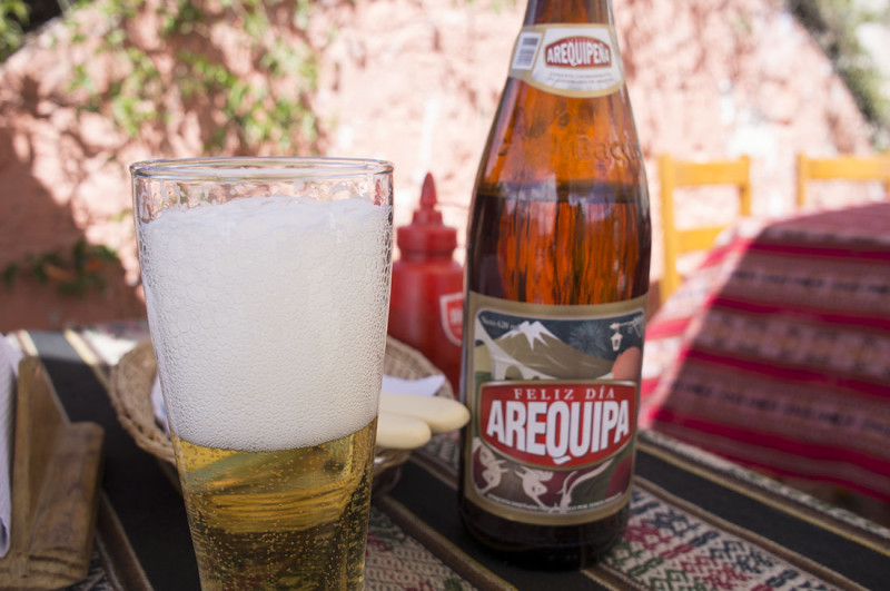Arequipa beer