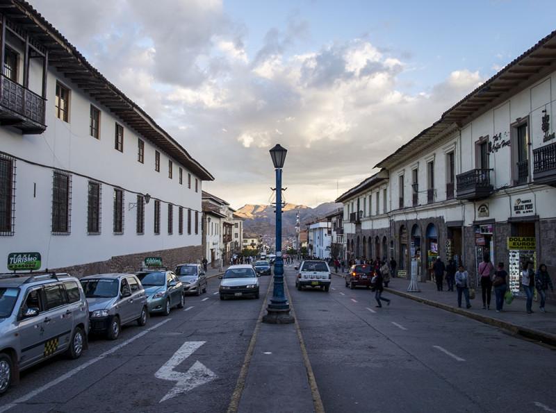 Avenida de Sol Cusco