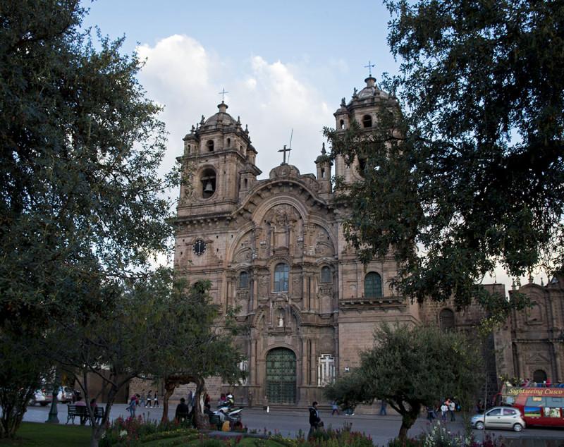 Church, Cusco Peru