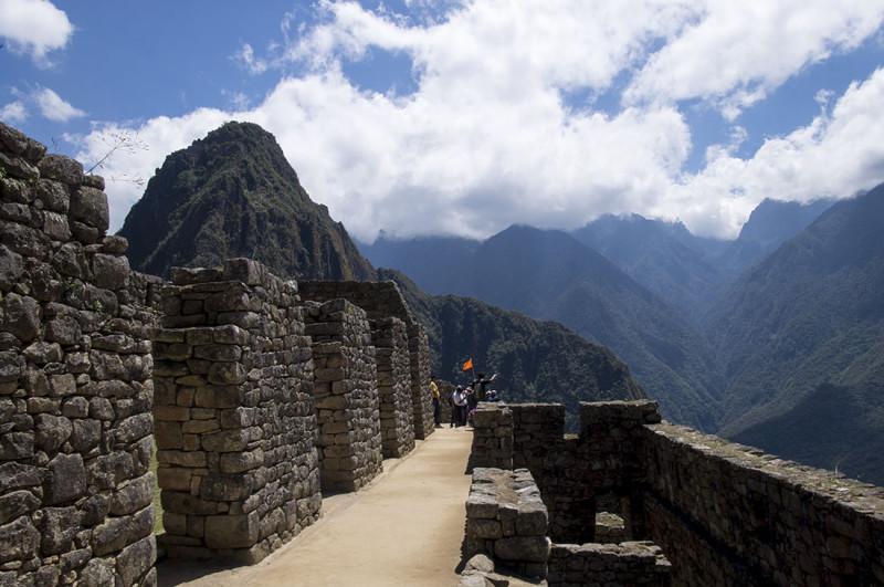 tour of Machu Picchu