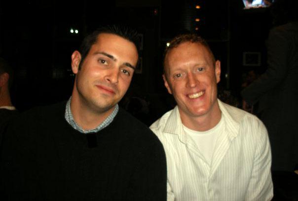 Matt and Kevin