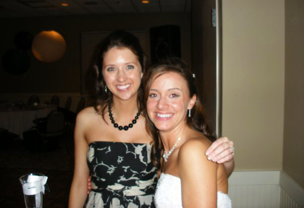 Jessica and Cindy