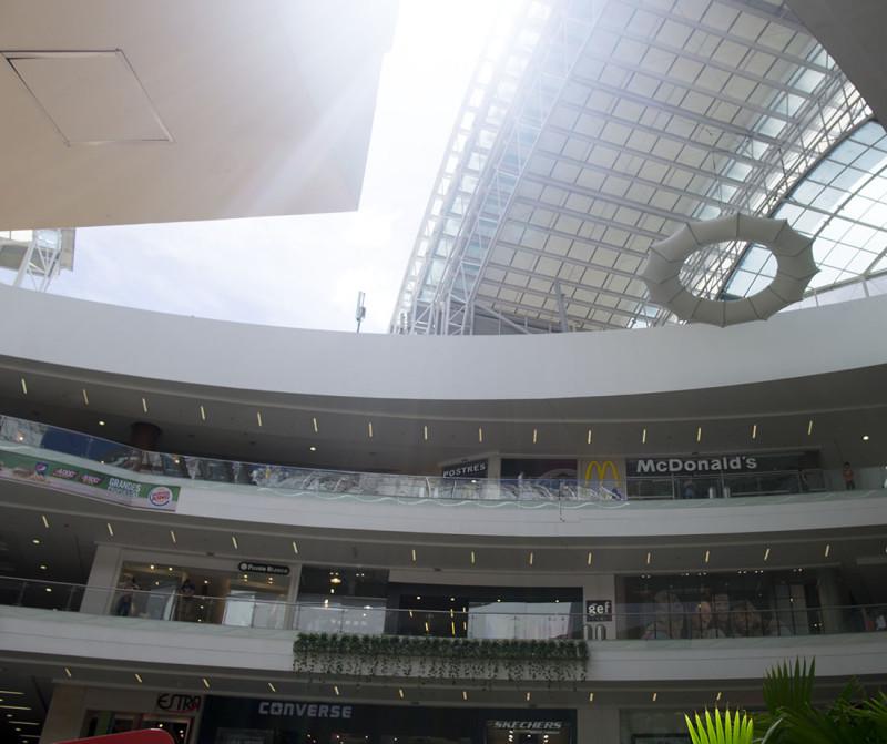 Santa Fe Mall Medellin Colombia