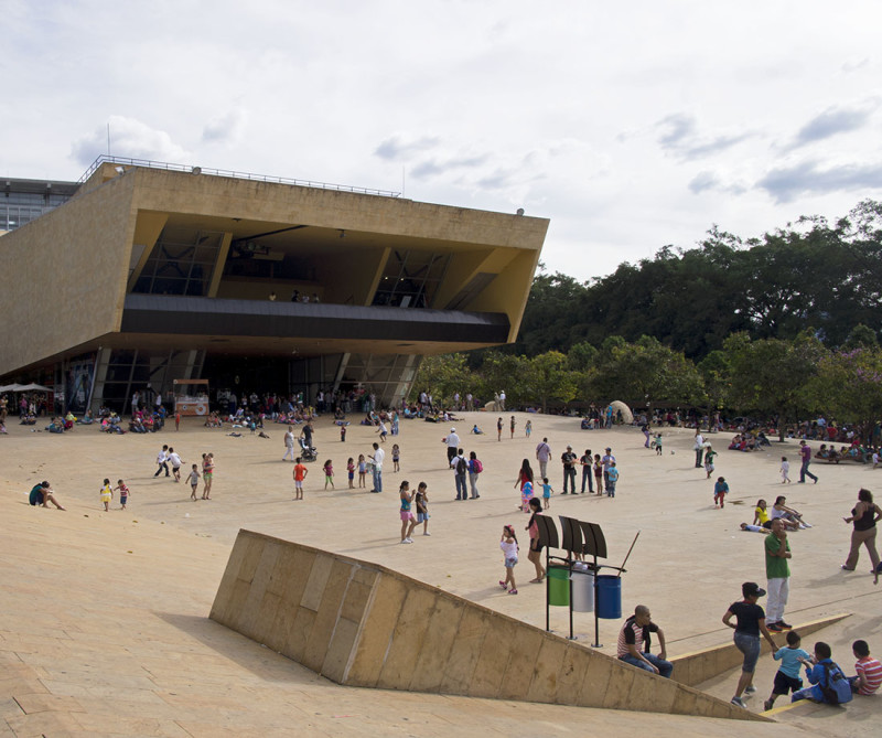 Planetarium Medellin Colombia