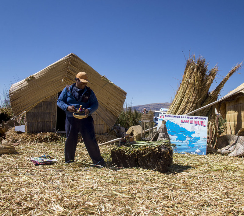 introduction to Los Uros