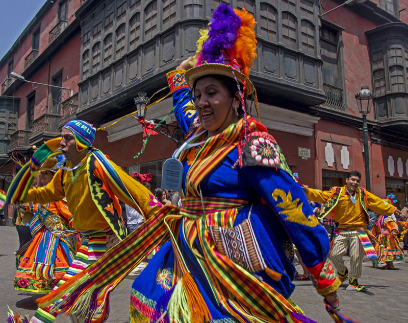 parade in Lima (2)