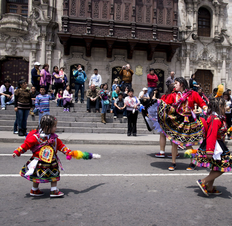 parade in Lima (9)