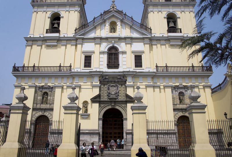 another church in Lima