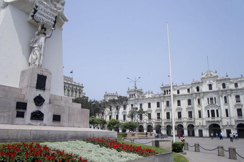 San Martin Plaza Lima (2)