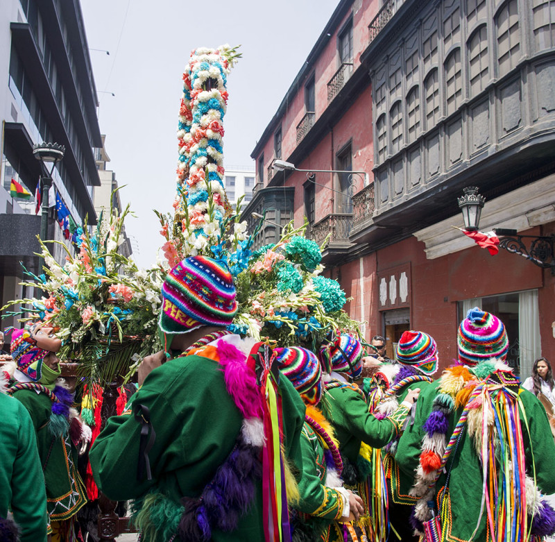 parade in Lima (1)