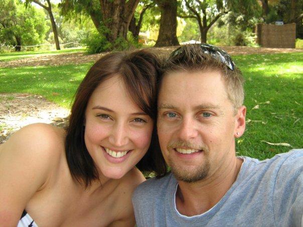 Jen & Ardun Ward