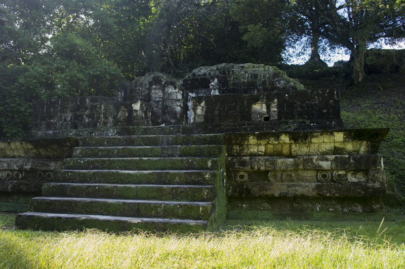 structure at Tikal