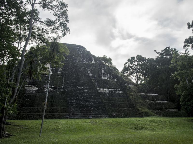 sun calendar at Tikal