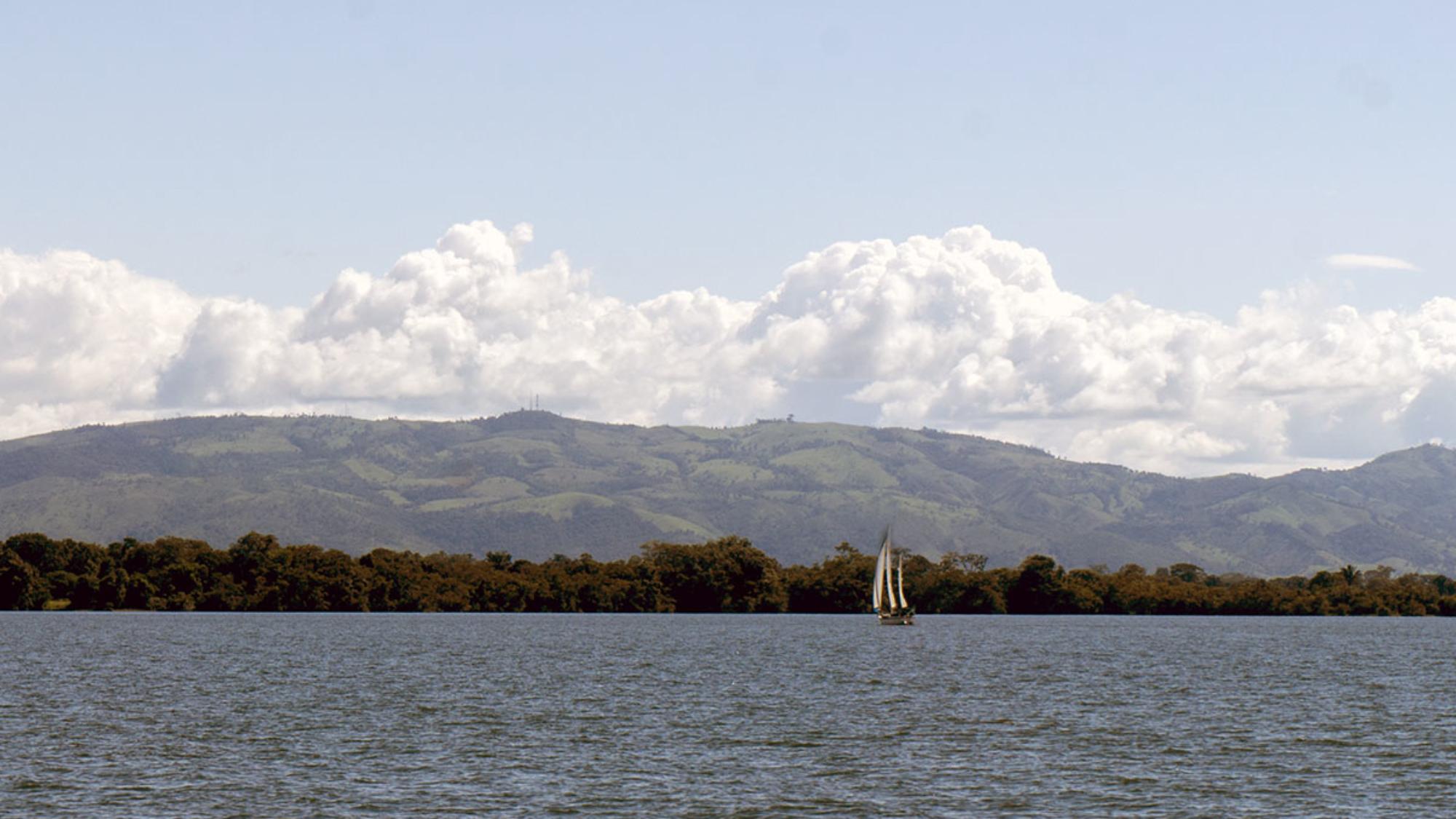 Lago Izabal, Guatemala