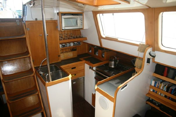 Skebenga galley