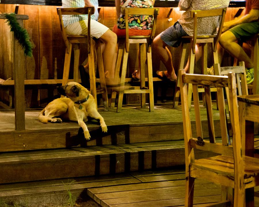Scuba at Paraiso, Isla Mujeres
